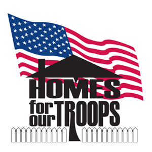 Project Management Academy Donation to Homes for our Troops