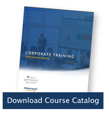 Corporate Training Course Catalog